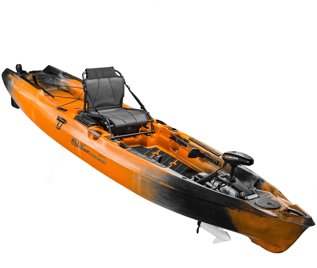 hook and paddle kayak give away