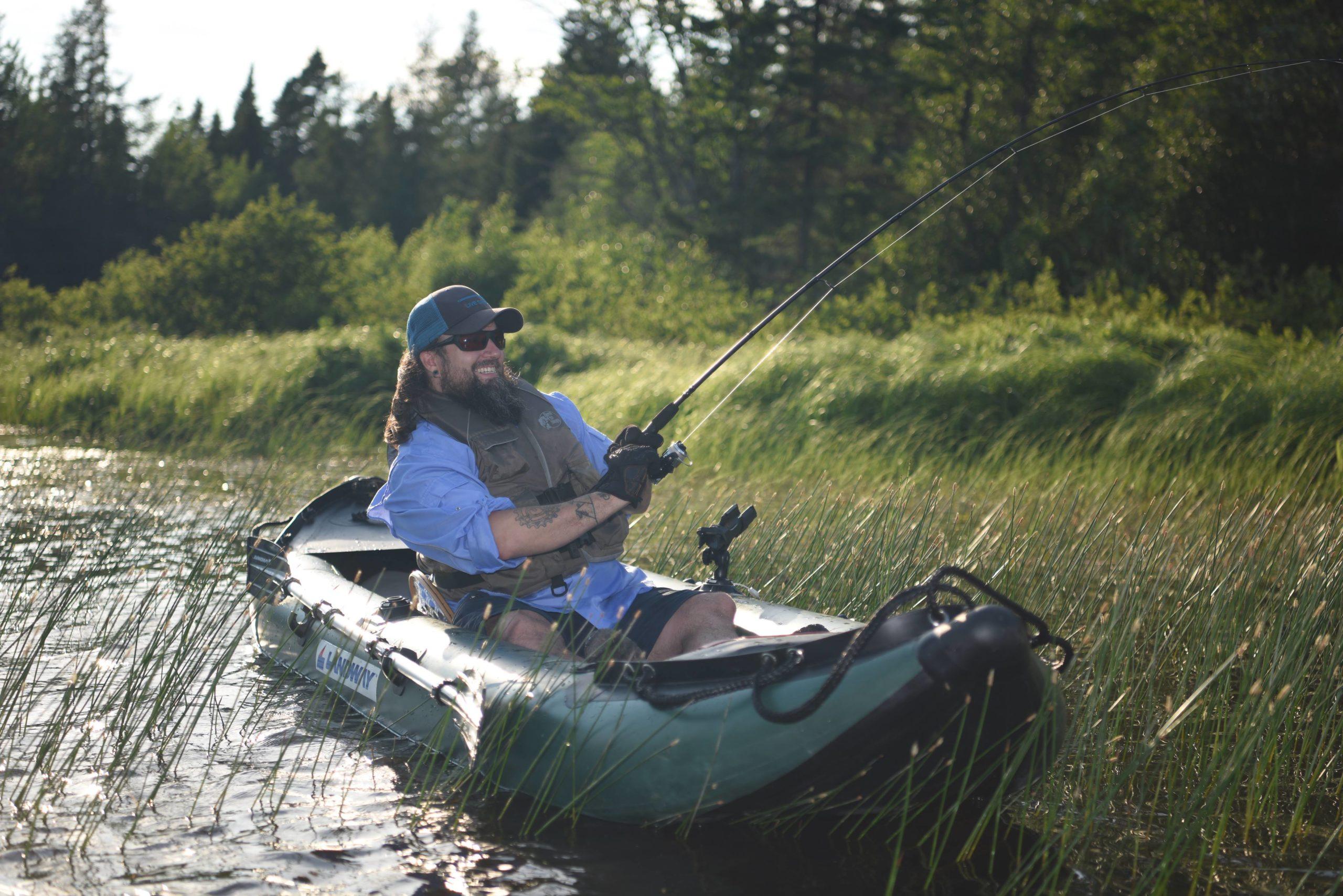 Landways Inflatable Kayak